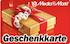 Geschenkkartenwelt.de - Media Markt Geschenkkarte